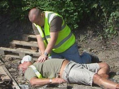 First Aid training Manchester