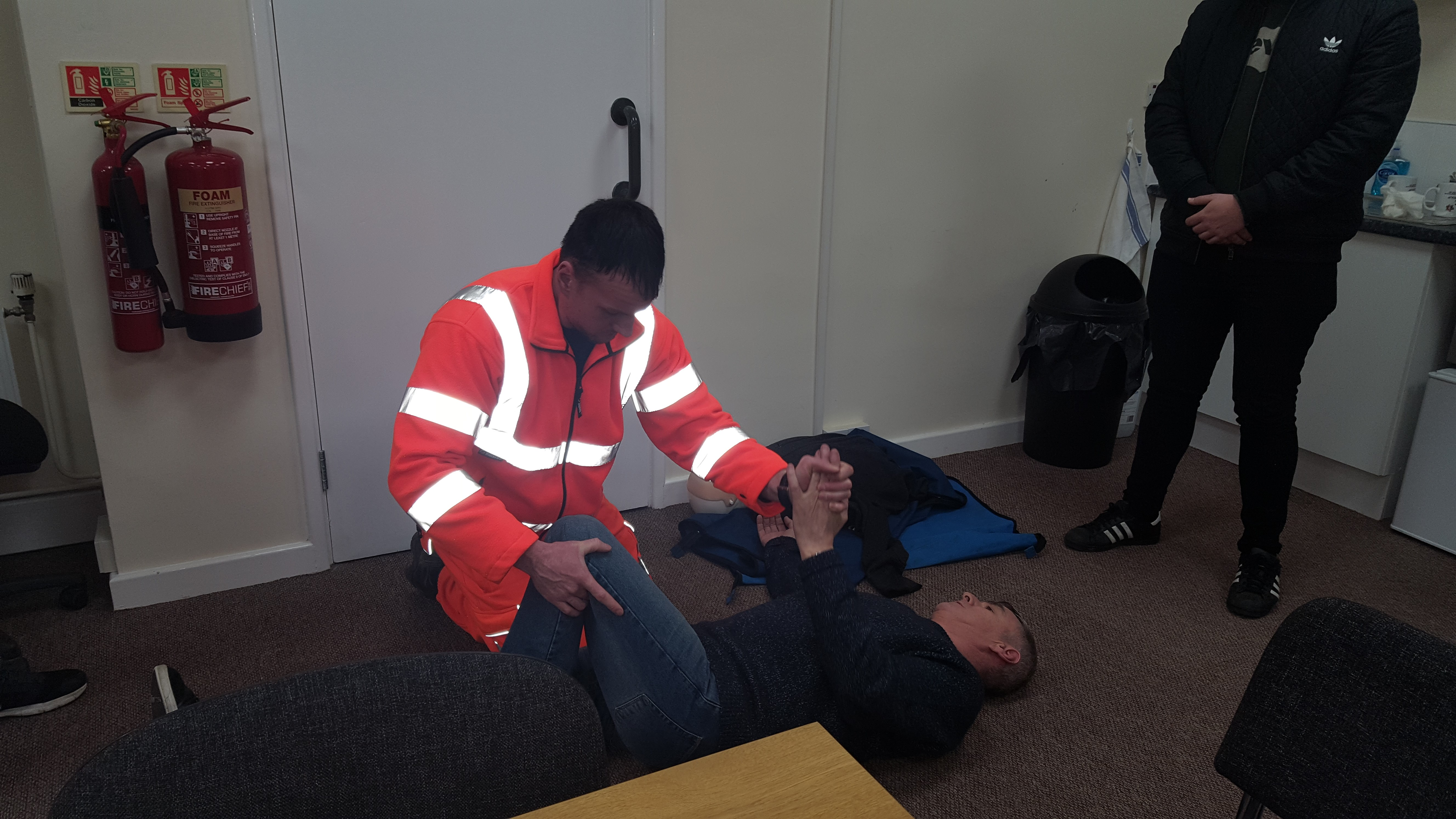 First aid at Work Courses Manchester